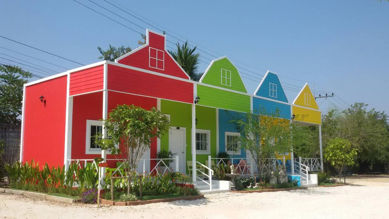 บ้านสวนครูเสริฐ